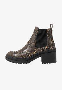 Topshop - BRIXTON CHELSEA - Ankle boots - natural - 1