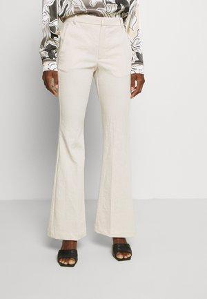 GEORGIA PANT - Pantaloni - french nougat
