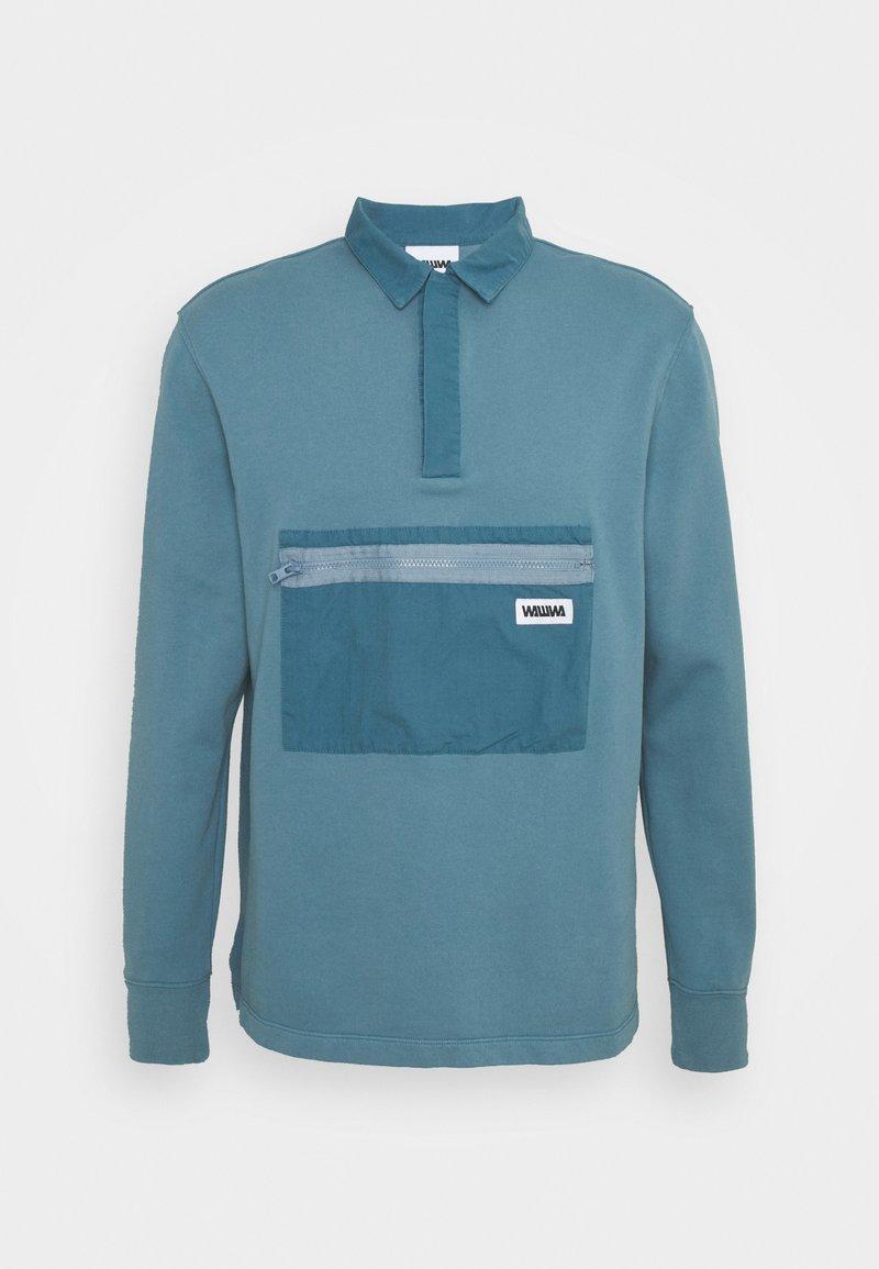 WAWWA - JONAH UNISEX - Sweatshirt - sky blue