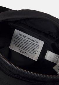 ARKET - UNISEX - Bum bag - black - 2
