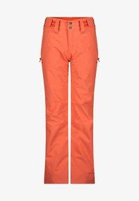 Protest - JACKIE JR. - Snow pants - rost - 0