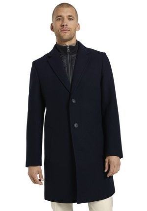Classic coat - sky captain blue