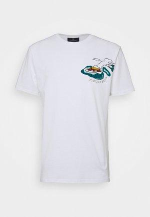 ISLAND SOUVENIR TEE - Print T-shirt - combo