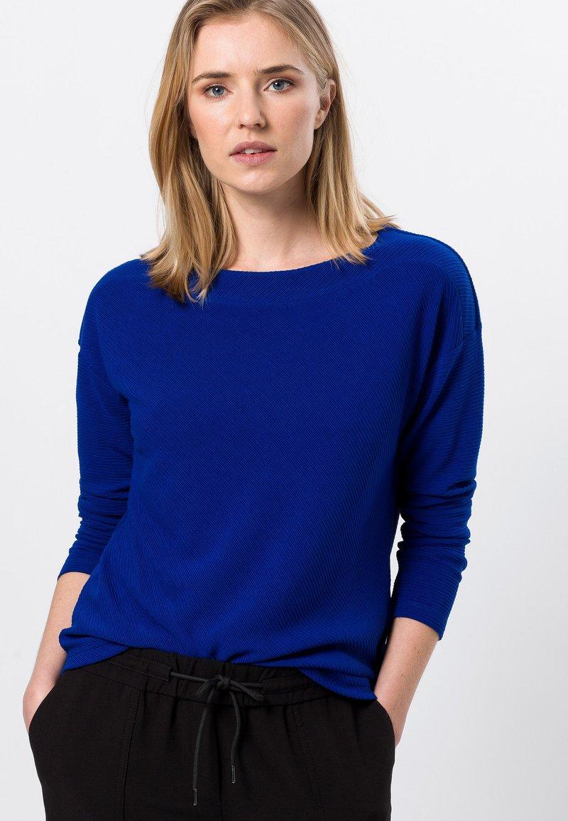 zero - Long sleeved top - true blue