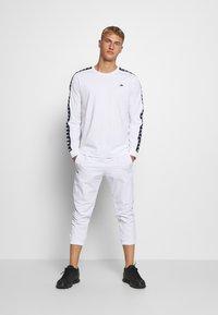 Kappa - HAIMO LONGSLEEVE - Long sleeved top - bright white - 1