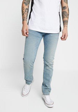 LEAN DEAN - Jeans slim fit - light broken indigo