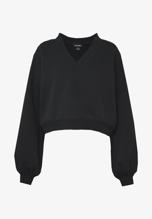 STELLA - Sweatshirt - black dark