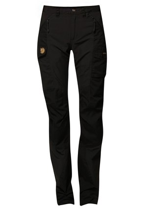 NIKKA - Trousers - black