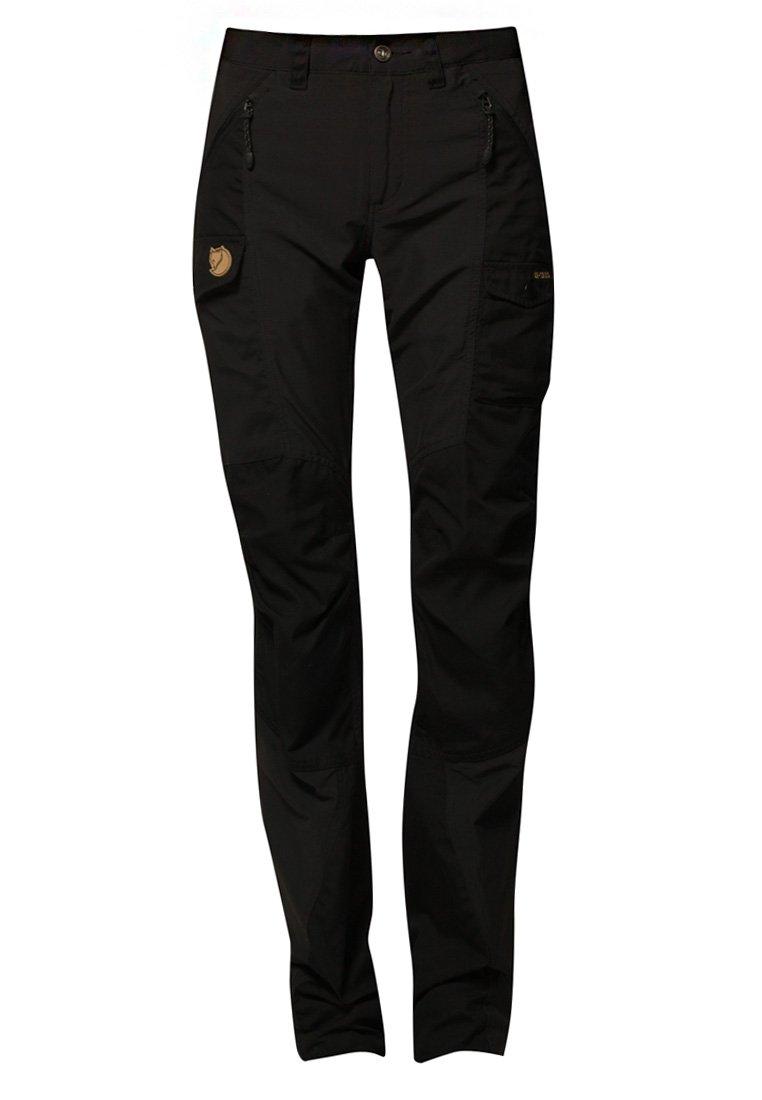 Fjällräven - NIKKA - Trousers - black