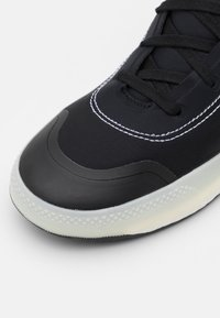 adidas by Stella McCartney - ASMC TREINO MID - Sportovní boty - core black/cloud white/offwhite - 5