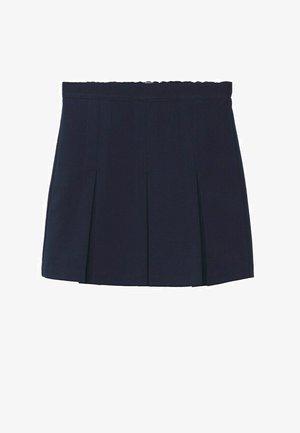 Pleated skirt - donkermarine