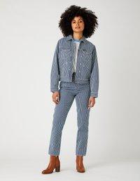 Wrangler - Denim jacket - indigo hickory - 1