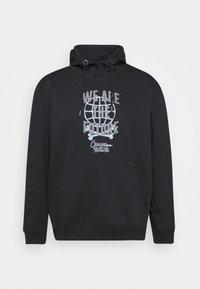 Common Kollectiv - FUTURE HOOD UNISEX  - Sweatshirt - black - 6