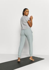 Even&Odd active - Tracksuit bottoms - blue grey - 2