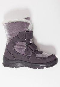Lurchi - KIMMI-SYMPATEX - Winter boots - aubergine - 1