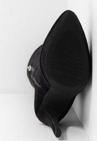 BEBO - MORELLE - Botas de tacón - black - 6