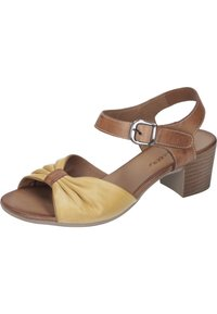 Piazza - Sandals - gelb - 1