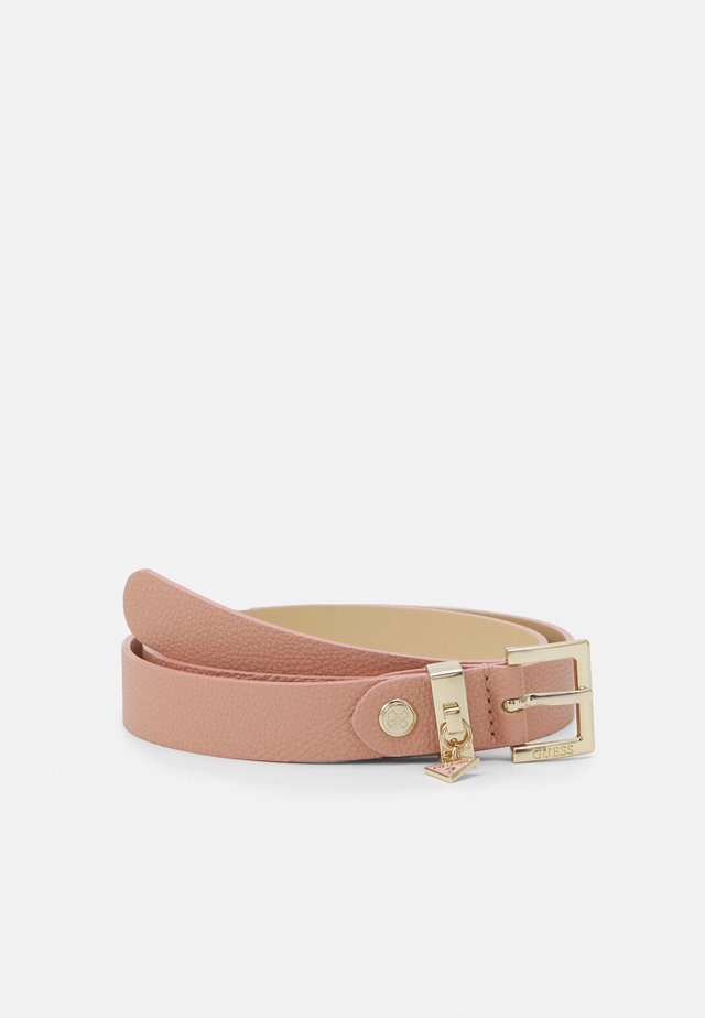 DESTINY ADJUSTBLE PANT BELT - Cintura - blush
