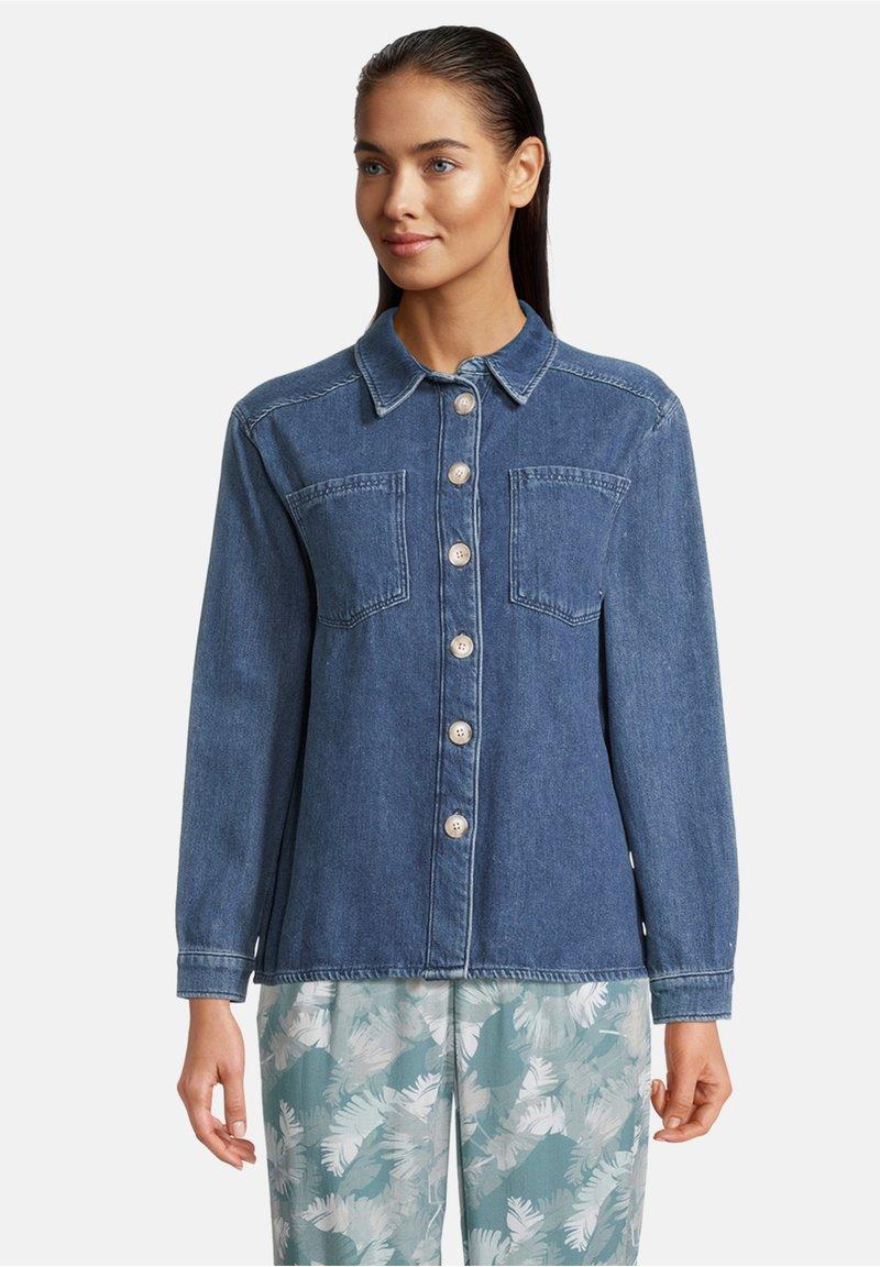 Betty & Co - Denim jacket - blau