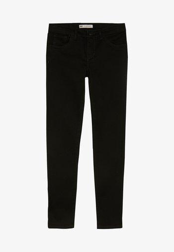 710 SUPER SKINNY  - Jeans Skinny Fit - rinsed black