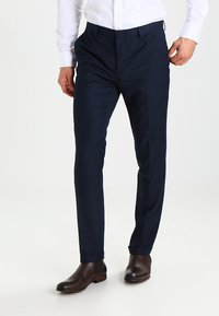 Pier One - Suit - dark blue - 3