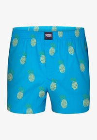 Happy Shorts - HAPPY AMERICAN - Boxer shorts - pineapple - 0