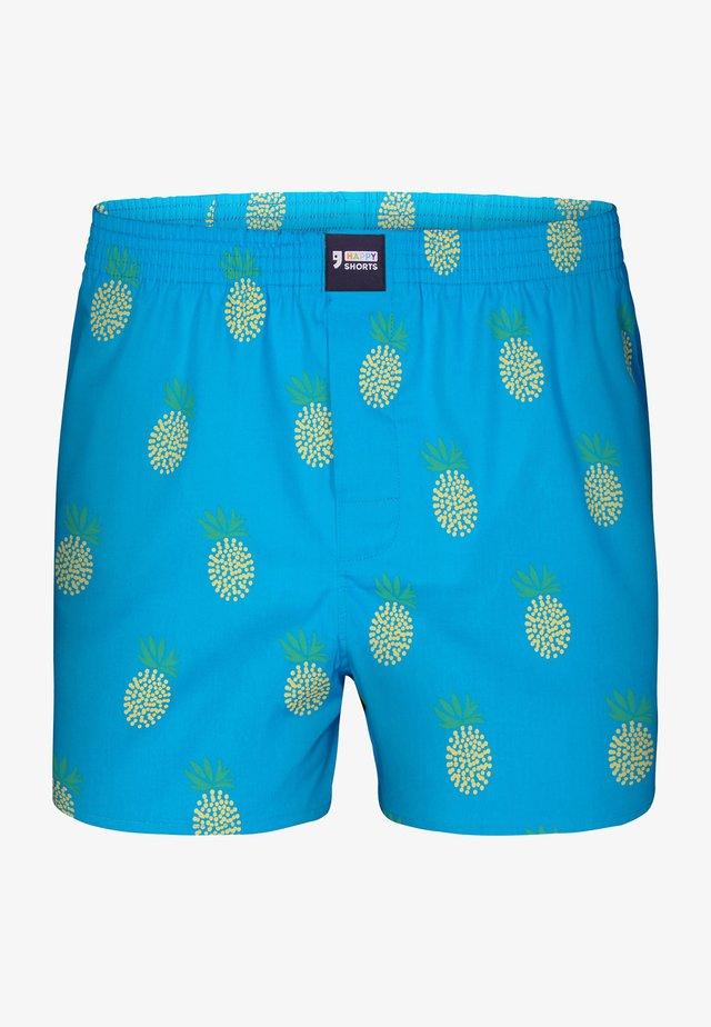 HAPPY AMERICAN - Boxer shorts - pineapple