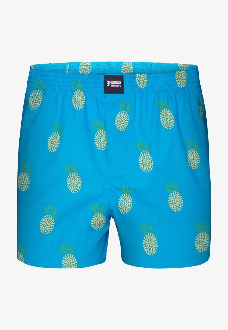 Happy Shorts - HAPPY AMERICAN - Boxer shorts - pineapple