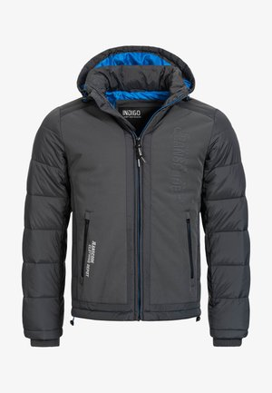 Winter jacket - raven