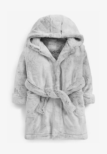 SOFT TOUCH  - Dressing gown - grey