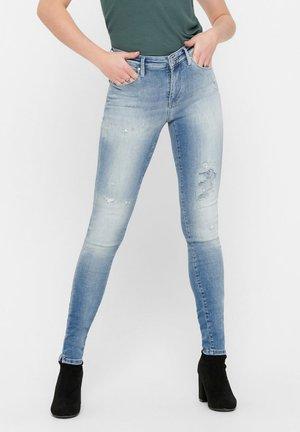 ONLFCARMEN  - Jeans Skinny Fit - light blue denim