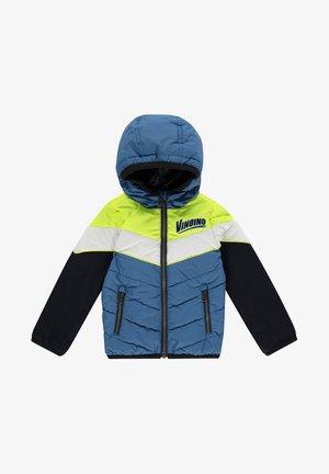 Winterjas - denim blue