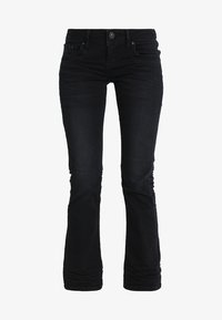 LTB - VALERIE - Bootcut jeans - camenta wash - 3