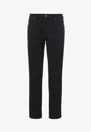TEXAS  - Slim fit jeans - black