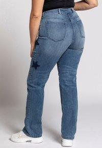 Ulla Popken - Slim fit jeans - bleu jean - 1