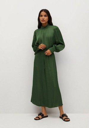 SATU-A - Korte jurk - green