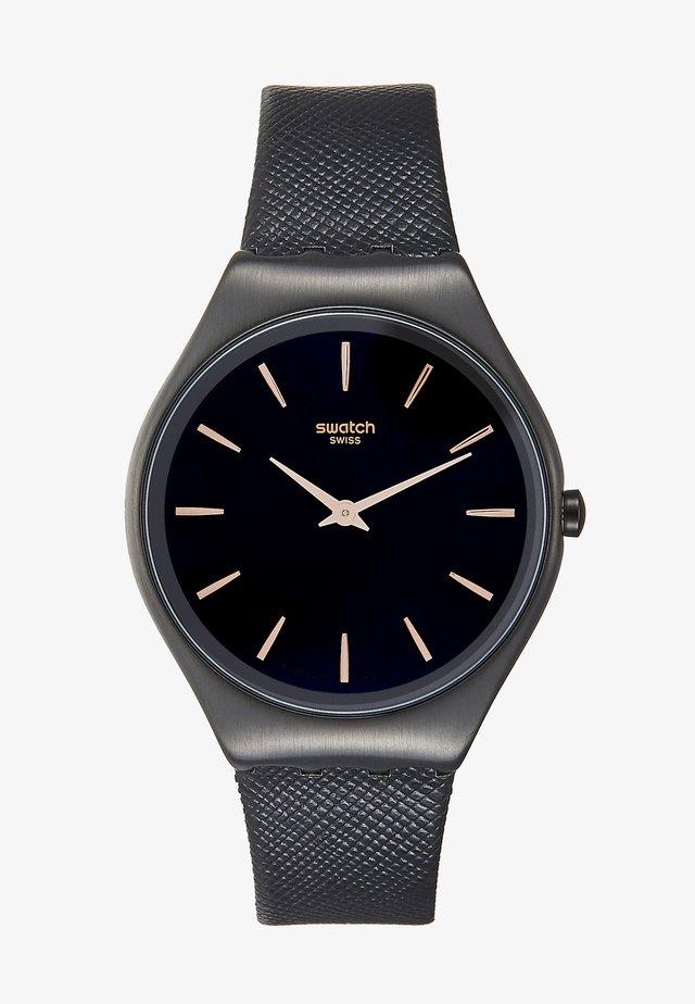 SKIN NOTTE - Reloj - schwarz