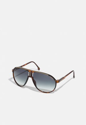 UNISEX - Sunglasses - red havana