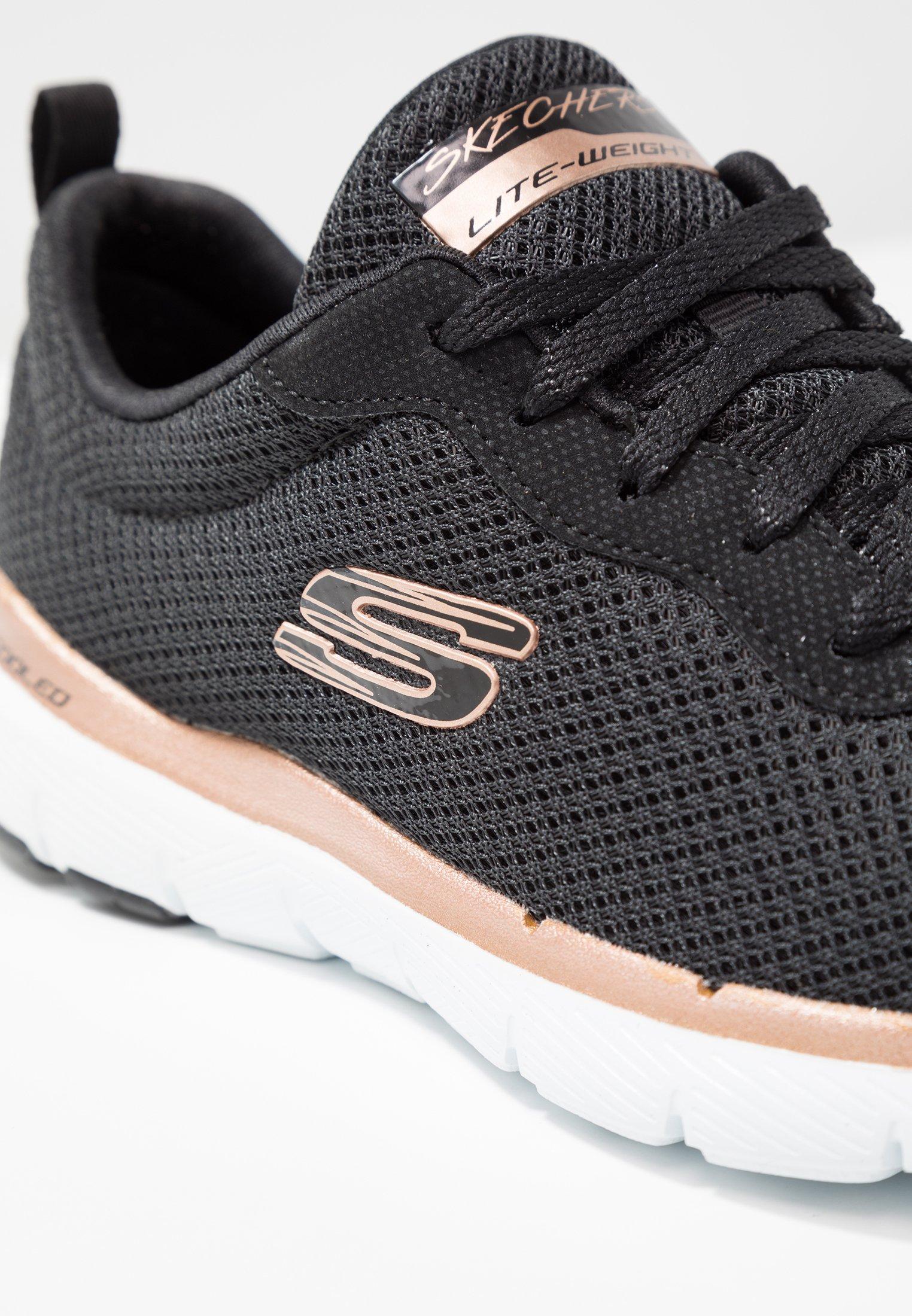 FLEX APPEAL 3.0 Sneaker low blackrose gold
