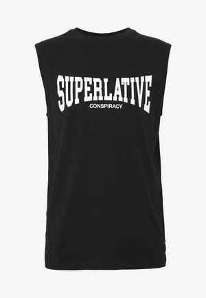 MARCO SUPERLATIVE MUSCLE - Top - black