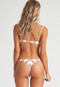 Billabong - SHADY  - Bikini top - khaki sand - 1