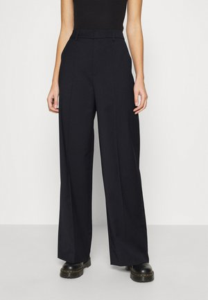 MAGRETHE PANTS  - Trousers - navy