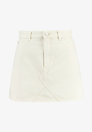 CLAUDIA SKIRT - A-line skirt - cream