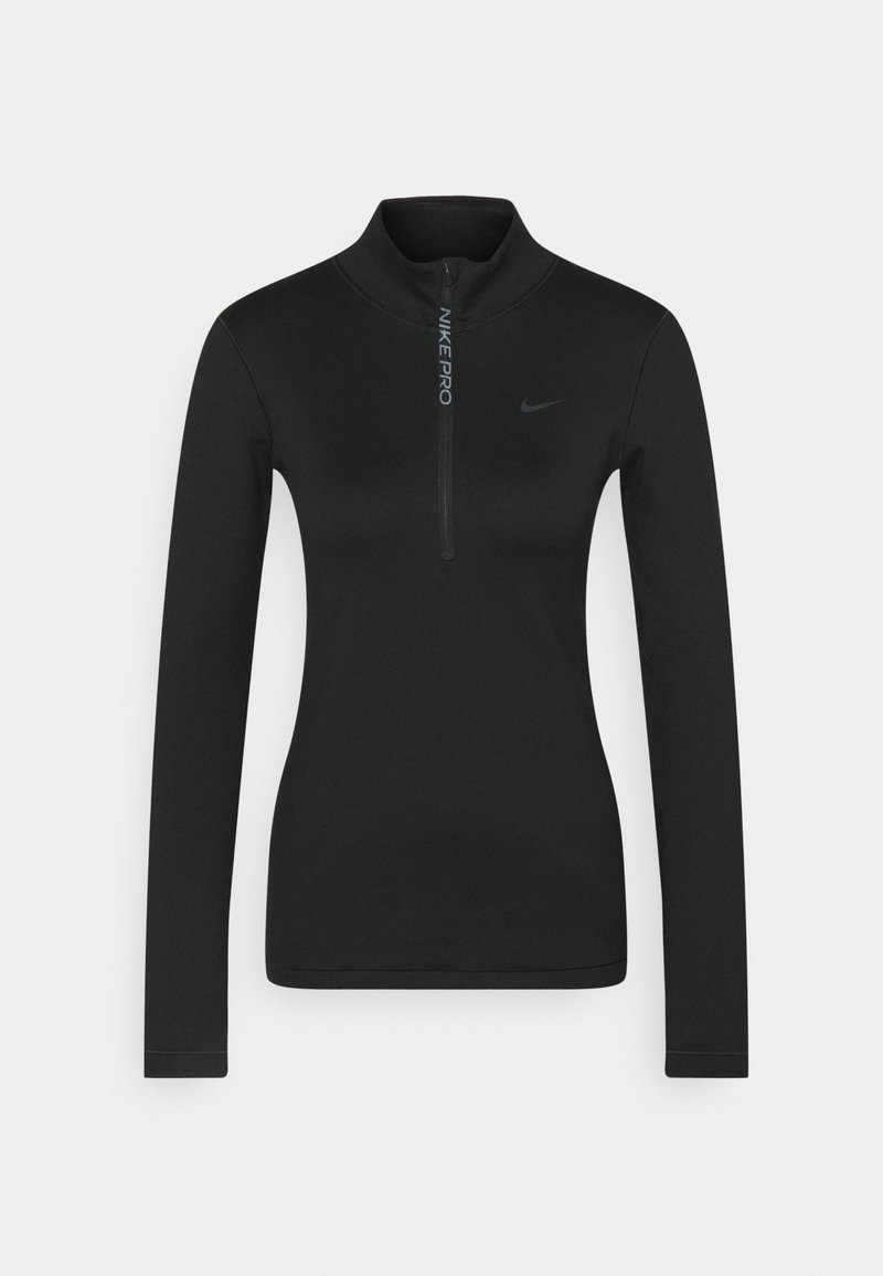 Nike Performance - WARM ESSENTIAL - Sports shirt - black/smoke grey
