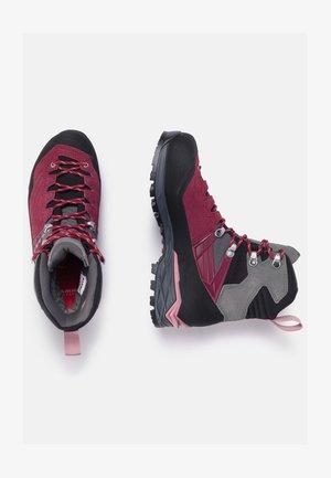 KENTO PRO HIGH GTX® WOMEN - Mountain shoes - titanium-dark sundown