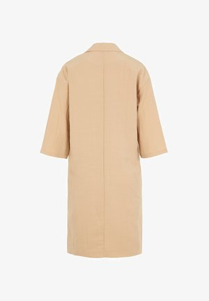Classic coat - Light Gray
