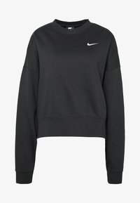 Nike Sportswear - CREW TREND - Sweater - black/white - 4