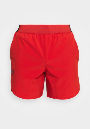 SHORTS - Sports shorts - red