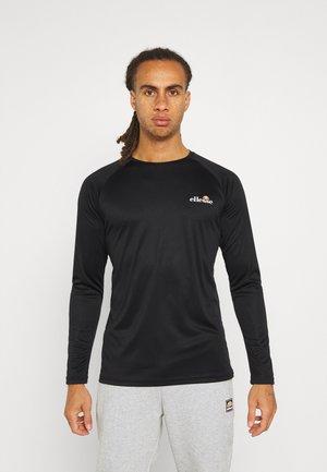 WESTORO  - Long sleeved top - black