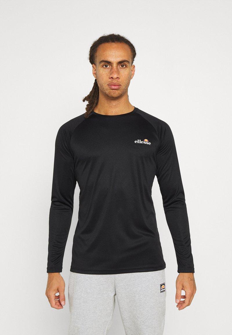 Ellesse - WESTORO  - Long sleeved top - black